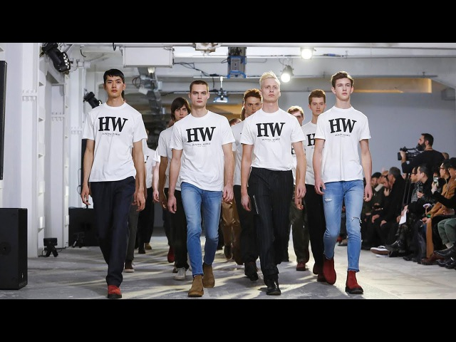 Hunting World Fall Winter 2018 2019 Full Fashion Show Exclusive