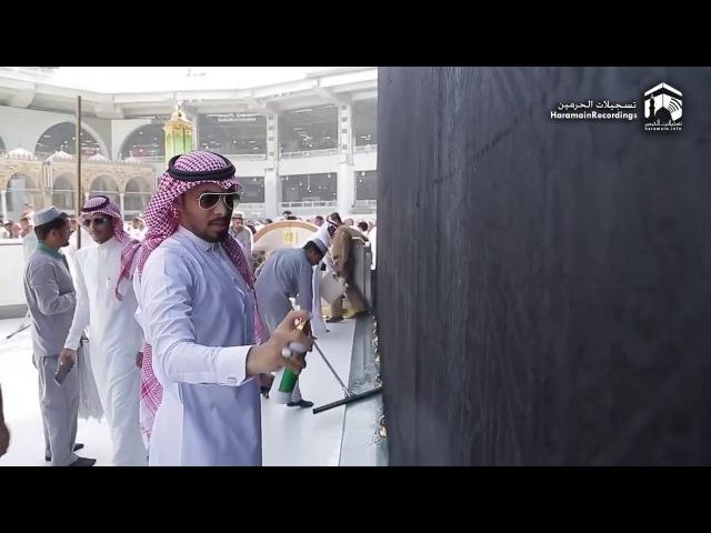 Haramain Cleaning At Masjid Al Haram