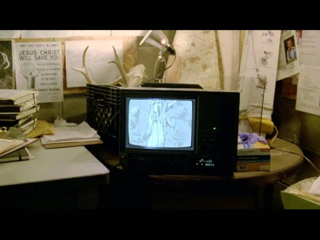 True Detective I Took Some Convincing Marty watches Videotape