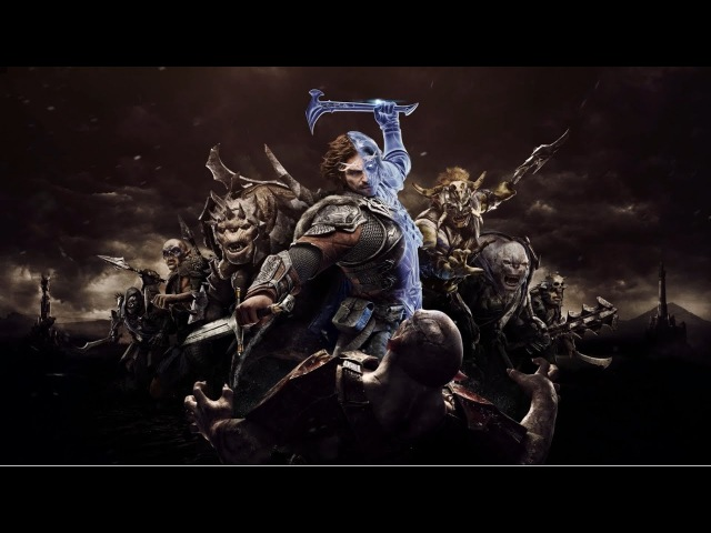 Middle-earth: Shadow of War (Средиземье: Тени Войны)2 - Легендарки!