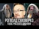 Рогволд Суховерко — Голос Русского Дубляжа ( 017)