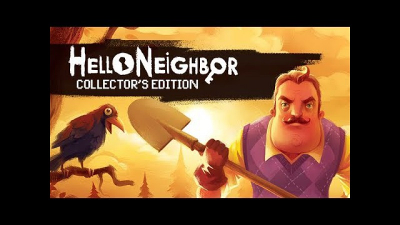 Hello Neighbor Collector's Edition - Alone With You Song