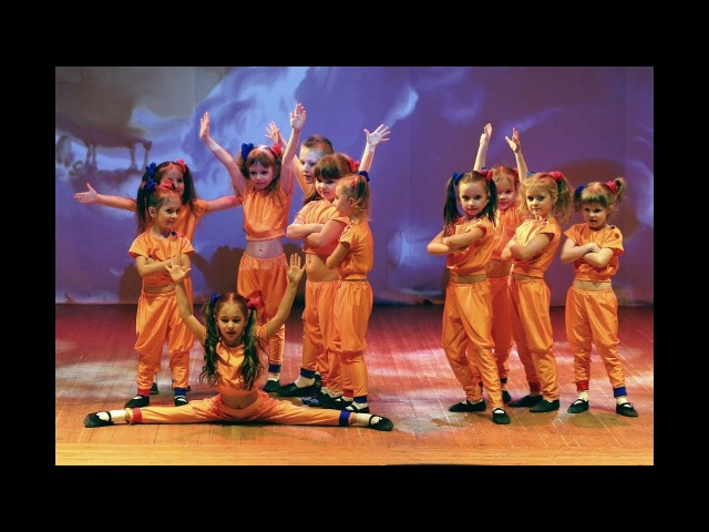 Школа танцев Dance Life в Белгороде. Филиал МегаГринн, дети 5-7 лет. Отчетный концерт для детей!