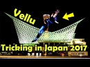 Vellu Saarela - Tricking in Japan 2017 sampler