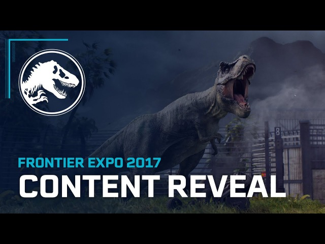 Jurassic World Content Reveal