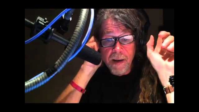 American Dad Promo VO Session with Beau Weaver