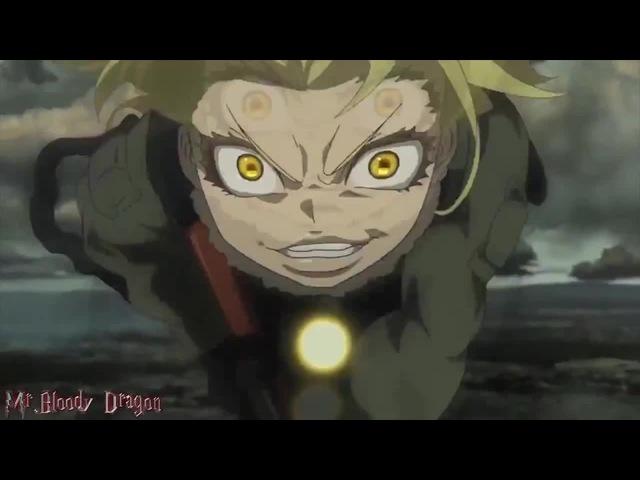 Военная хроника маленькой девочки / Youjo Senki ♫【AMV】♫ – The Fat Rat - Infinite Power