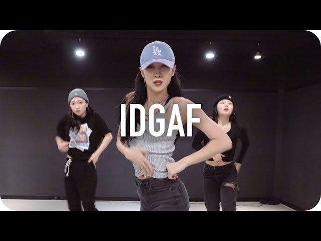 IDGAF - Dua Lipa Jin Lee Choreography