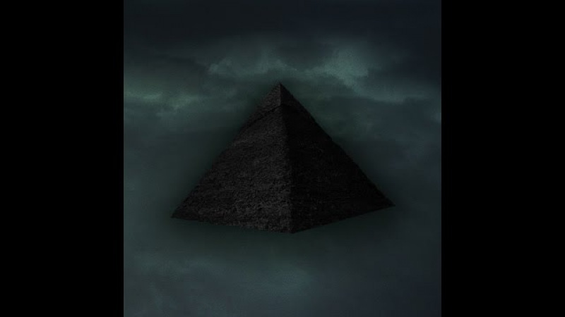 Aun - Black Pyramid (denovali records) [Full Album]