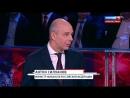 Воскресный вечер с Владимиром Соловьевым с участием Министра финансов Антона Силуанова