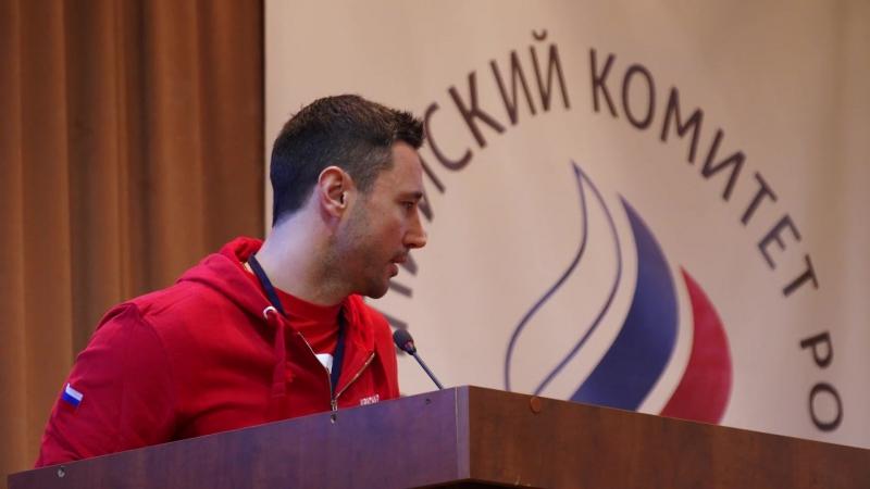 Заявление Ильи Коввльчука от лица сборной России