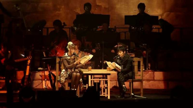 [Vietsub] Shingeki No Kyojin Sasha Conie Reading Live Event 進撃の巨人独話イベント (サシャ・ブラウス コニー・スプリンガー)