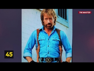 Chuck Norris - From 6 to 76 Years Old