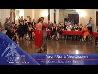 Yalçın Uğur & Vera Gogoleva 2-3, #ССТФ2018, Красноярск