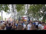 Игорь Богомазов (гр.Отпетые мошенники) День Села Бутырки - 2017