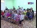 В главных ролях родители 130 летие Самуила Маршака в детском саду № 5 встретили театрализованным представлением Кошкин дом