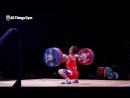 Om Yun Chol (56kg, North Korea) 171kg Clean and Jerk World Record 2015