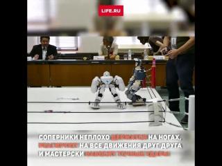 Смертельная битва роботов