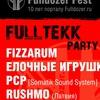 FULLTEKK party