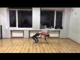 Постановщик и танцор: Ксюша Башмакова