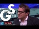 SVT chefen Jan Helin ljuger flyr frågor