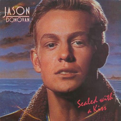 Jason Donovan альбом Sealed With a Kiss