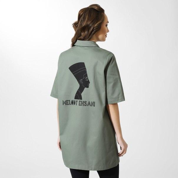Рубашка Reebok x ME Military