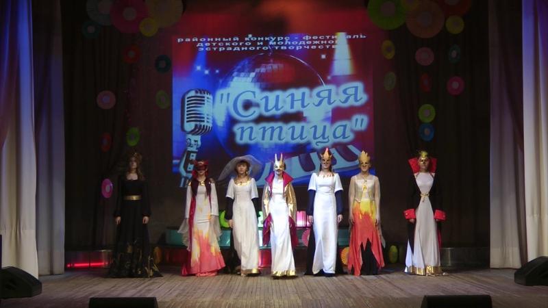 Малефисента - театр моды Белошвейка (Тюхтет)