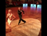Jive  Timur Yusupov  Sofia Kharina, RUS in final Jive  Prague Open Dance Festival