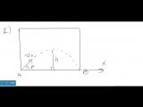3D задача про шайбу, 2 часть ЕГЭ.