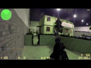 Counter Strike в реальной жизни