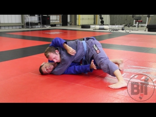 4 Sweeps From Half Guard