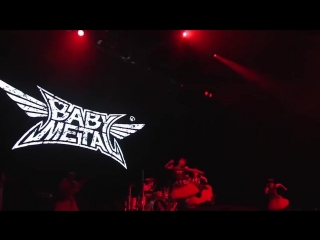 BABY METAL - Catch Me If You Can - live  2014