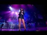 Rihanna - Live in Manchester - Umbrella [HD]