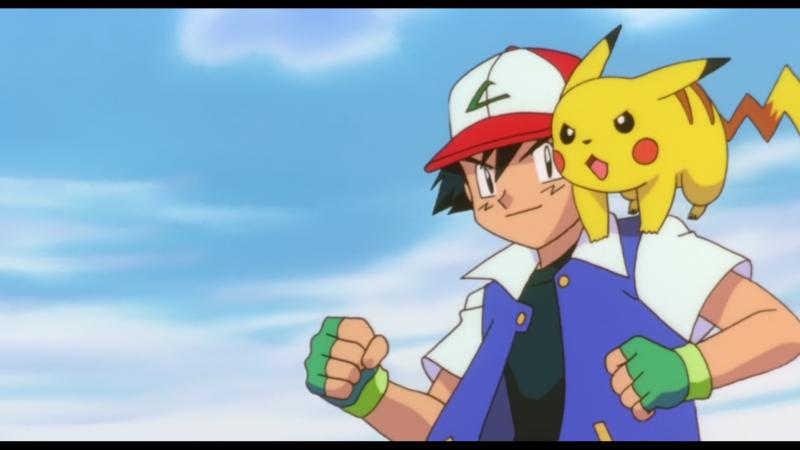 Покемоны Эша Pokemon GO