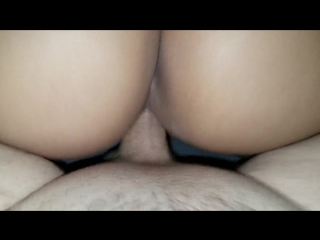 Draining his balls to fill my pussy up with his cum-)