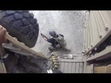 Ребята из 3rd SFGA ( 3rd Special Forces Group (Airborne)) Армии США и бойцы Армии Афганистана в перестрелке с Талибан 2013 г.