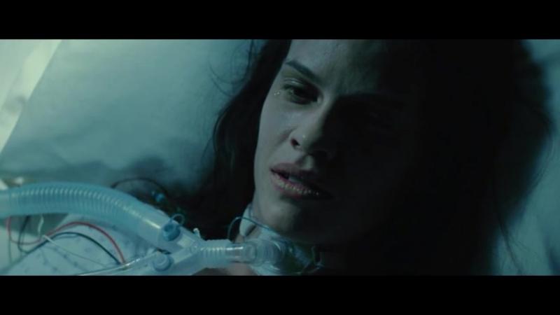 Самый грустный момент из фильма Малышка на миллион