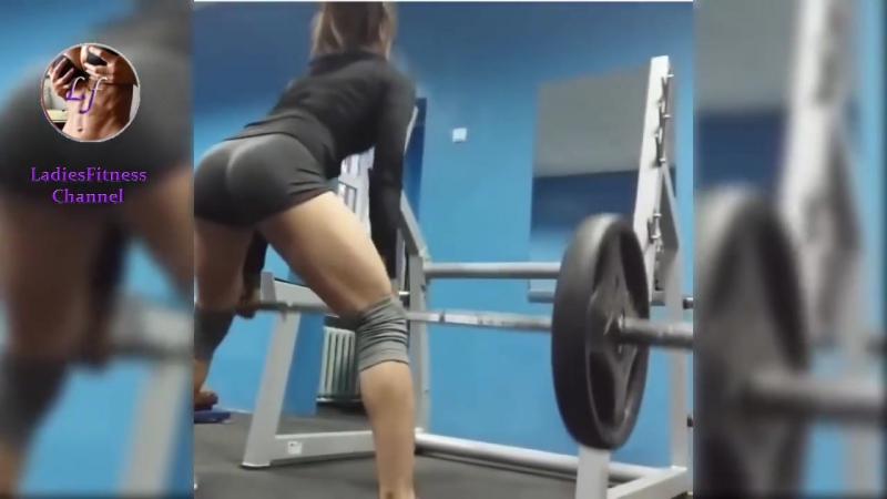 NABIEVA BAKHAR Бахар Набиева Female Fitness Motivation BIG LEGS and GLUTES! Ukraine