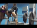 NABIEVA BAKHAR Бахар Набиева Female Fitness Motivation BIG LEGS and GLUTES Ukraine