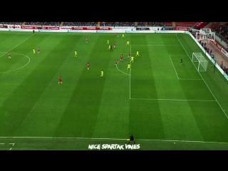 Гол Самедова в ворота Анжи l Nice Spartak Vines