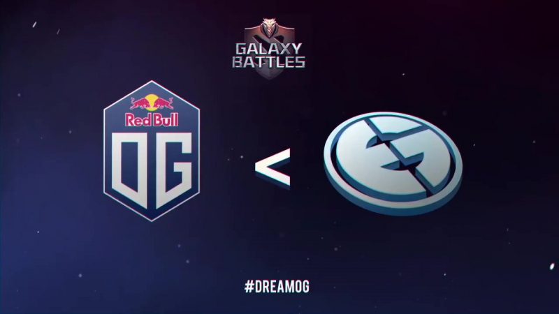 Galaxy Battles || Evil Geniuses vs OG