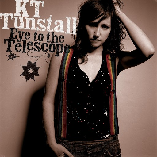 KT Tunstall альбом Eye To The Telescope