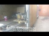 Отправка двигателя BMW 128 130 325 328 330 X1 X3 X5 530 3.0 N52 B30 со склада в Москве в Краснодар