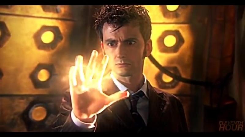 Doctor who/Доктор кто/Регенирация доктора/Doctor's regeneration