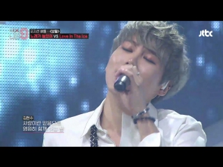 [171203] MIXNINE Position Battle DBSK - Love in the ice