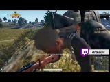 WTF моменты игры PLAYERUNKNOWNS BATTLEGROUNDS (PUBG)