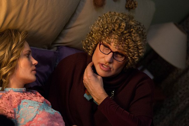 Бабушка лёгкого поведения фильм 2018 рецензия