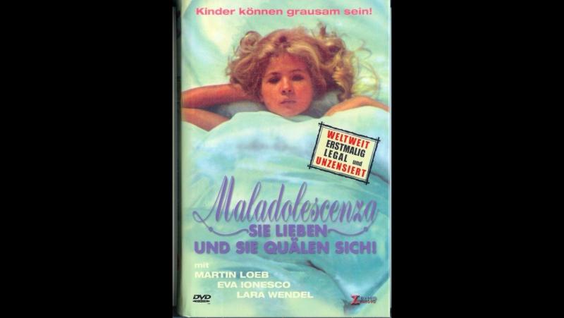 Распутное детство (1977) Италия