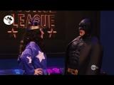 Чудо-Женщина Бьет Бэтмена (Чудо-женщина Отстаивает Свои Права в Лиге Справедливости) - Озвучил MichaelKing